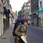 Ankunft in Namur