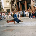 Breakdancer in Wien