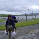 Einkauf auf den Orkney Inseln