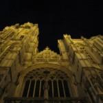 Kirche in der Nacht
