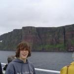 Schifffahrt zu den Orkney Inseln