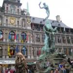 Stadtzentrum Antwerpen