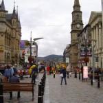Zwischenhalt in Inverness