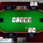 Royal Flush auf fulltiltpoker.com