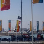 Americas Cup Hafen