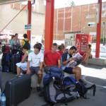 Busbahnhof in Lloret