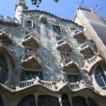 Casa Batllo von Antoni Gaudi