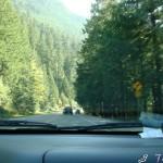 Auf dem Weg von Nanaimo nach Tofino