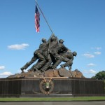 Iwo Jima USMC War Memorial