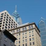 Hochhäuser in Philadelphia