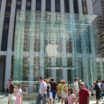 Applestore beim Grand Army Plaza / Midtown