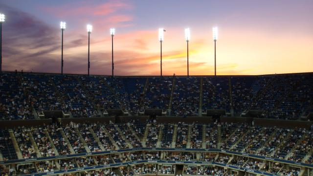 Arthur Ashe Stadium / US Open