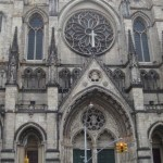 The Cathedral of St. John the Divine / Harlem