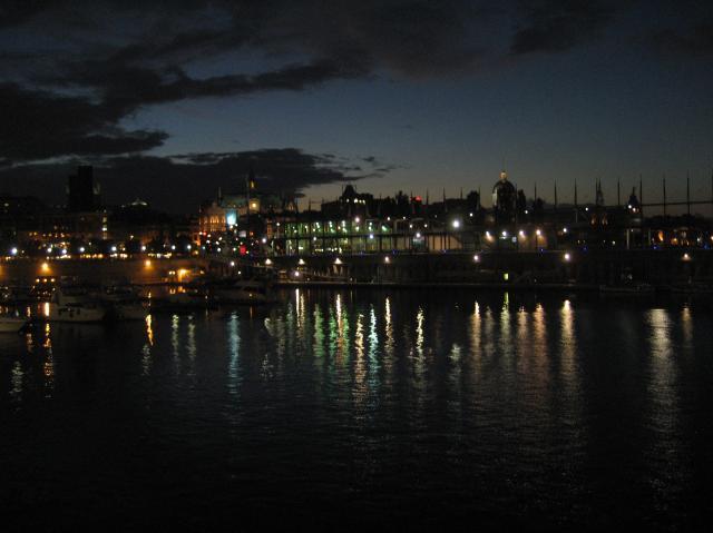 Seeufer von Montreal