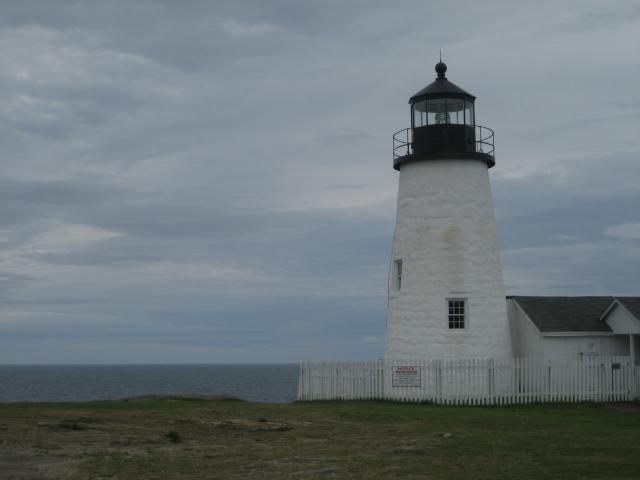 Leuchtturm auf Pemaquid Island