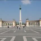 Millenniumsdenkmal am Heldenplatz