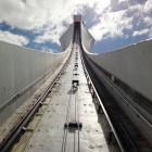Turm des Olympiastadions