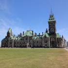 Parlament in Ottawa - East Block