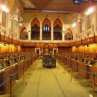 Unterhaus im Parlament