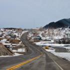 Weg nach Gaspé