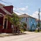 New Orleans ausserhalb des French Quarters