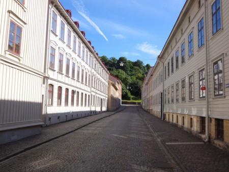 Altstadt von Göteborg