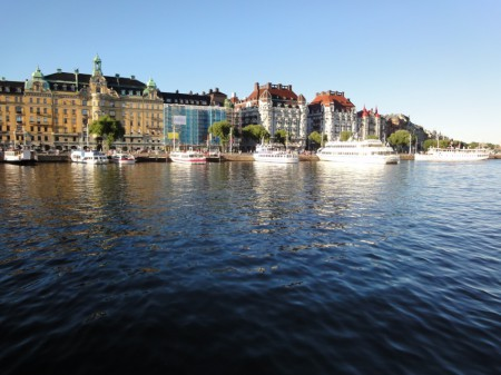 "Stockholm aka ""The Water City"""