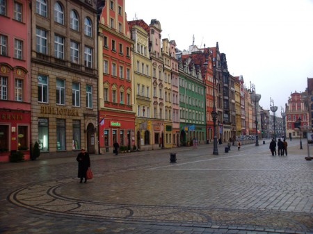 Altstadt von Breslau